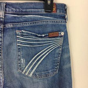 7 For All Mankind Jeans - 7FAM Dojo Jeans